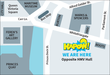 hull map Find us   map